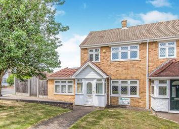 Thumbnail 4 bed semi-detached house for sale in Princes Avenue, Dartford, Kent, Uk