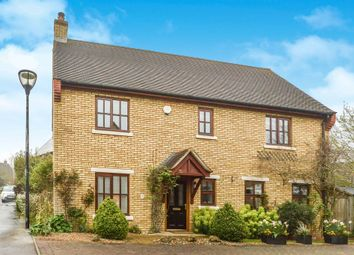 Thumbnail 4 bed detached house for sale in Islington Grove, Monkston Park, Milton Keynes