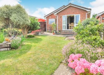 Thumbnail 3 bed detached bungalow for sale in Darby Road, Beccles