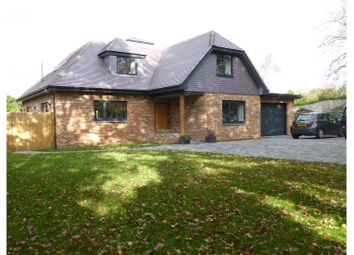 Thumbnail 5 bed detached house for sale in Ashlake Copse Road, Ryde