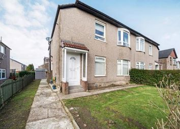 Thumbnail 2 bed flat for sale in St. Blanes Drive, Rutherglen, Glasgow, South Lanarkshire