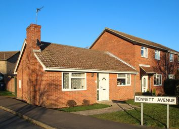 Thumbnail 2 bed semi-detached bungalow for sale in Rowan Green, Elmswell, Bury St Edmunds