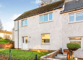 Thumbnail 3 bed end terrace house for sale in Shaw Place, Mayfield, Dalkeith, Midlothian