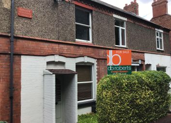 Thumbnail 2 bed terraced house for sale in Holyhead Road, Oakengates, Telford