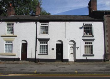 Thumbnail 2 bed terraced house to rent in London Road, Hazel Grove