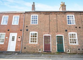 Thumbnail 1 bed terraced house to rent in High Street, Harmston, Lincoln