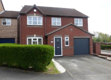 Thumbnail 4 bed detached house for sale in Meerbrook Way, Quedgeley, Gloucester