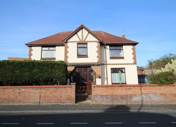 Thumbnail 4 bed detached house for sale in Edward Road, Bedworth
