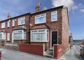 Thumbnail 3 bedroom end terrace house for sale in Highfield Road, Leeds, West Yorkshire