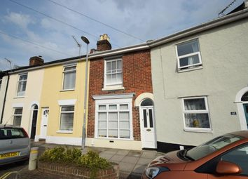 Thumbnail 2 bed terraced house for sale in Exmouth Road, Southsea