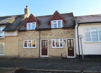 Thumbnail 2 bed terraced house for sale in Hyde Park, Padnal, Littleport, Ely