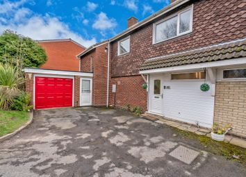 Thumbnail 3 bed semi-detached house for sale in Moss Road, Cannock
