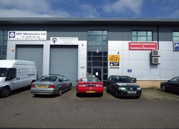 Thumbnail Industrial to let in Knights Park Road, Houndmills, Basingstoke