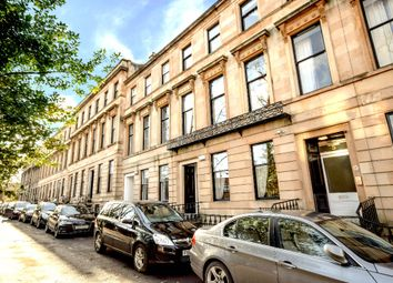 Thumbnail 5 bed town house for sale in Southpark Terrace, Glasgow