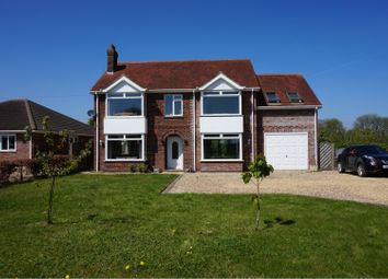 Thumbnail 6 bed detached house for sale in Low Road, Boston