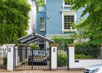 Thumbnail 6 bed semi-detached house for sale in Westbourne Park Road, London