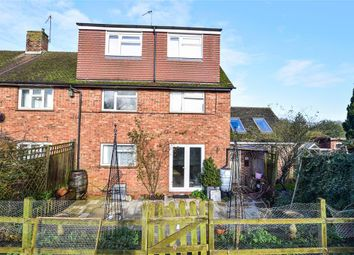 Thumbnail 3 bed end terrace house for sale in The Spinney, Pulborough, West Sussex