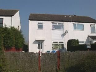 Thumbnail 3 bed semi-detached house to rent in Castle Lodge Crescent, Caldicot