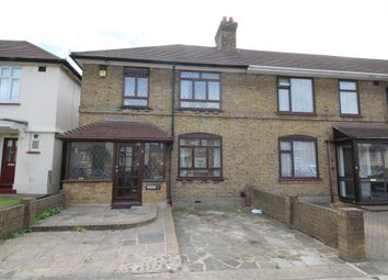 Thumbnail 3 bedroom end terrace house for sale in Sisley Road, Barking