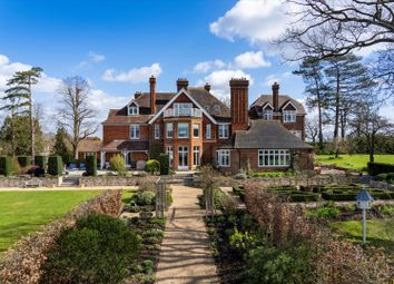 Roodlands Lane, Four Elms, Edenbridge, Kent TN8. 8 bed detached house for sale