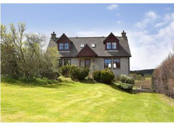 Thumbnail 4 bed detached house for sale in Lumphanan, Banchory