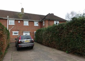 Thumbnail 3 bed terraced house for sale in Maple Road North, Loughborough, Leicestershire