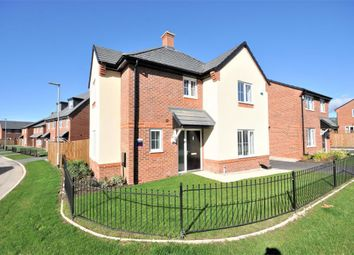 Thumbnail 4 bed detached house for sale in St Johns Drive, Goosnargh, Preston, Lancashire