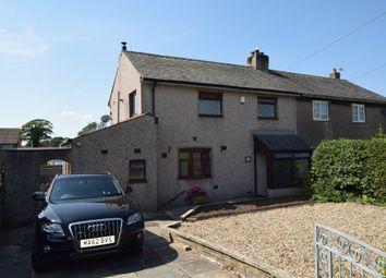 Thumbnail 3 bed semi-detached house for sale in Ruskin Avenue, Dalton-In-Furness, Cumbria