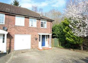 Thumbnail 3 bedroom end terrace house for sale in Waterside, East Grinstead, West Sussex