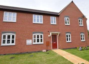 Thumbnail 3 bed terraced house for sale in Sandown Close, Barleythorpe, Oakham