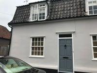 Thumbnail 3 bed detached house for sale in 65 Bury Street, Stowmarket