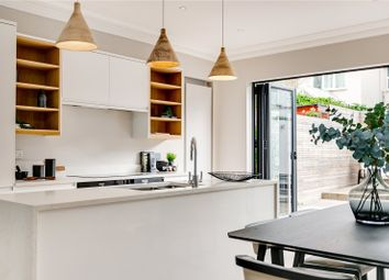 Thumbnail 5 bed terraced house to rent in Delaford Street, Fulham, London