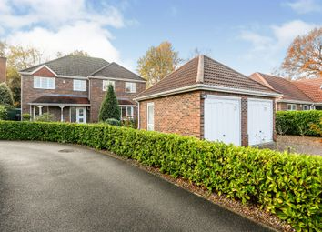 4 bed detached house for sale in Higgins Close, Lincoln LN6