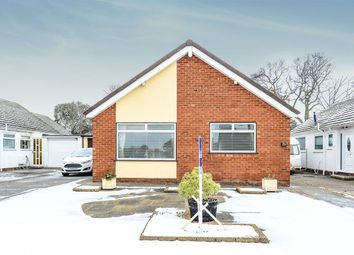 Thumbnail 2 bed bungalow for sale in Derrie Avenue, Abergele
