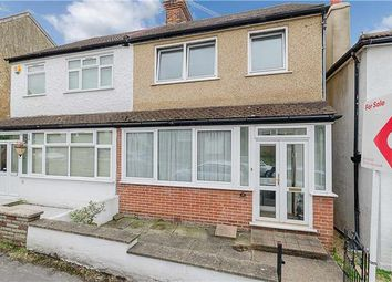 Thumbnail Semi-detached house for sale in Moreton Road, Worcester Park, Surrey