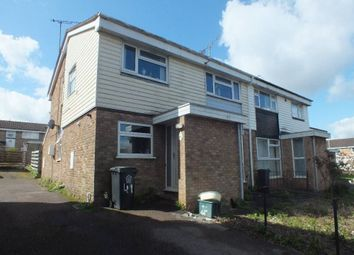 Thumbnail 2 bed flat for sale in Tavistock Drive, Evington