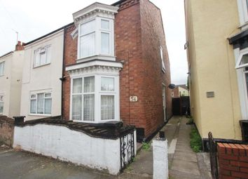 Thumbnail 3 bedroom semi-detached house for sale in Rugby Street, Wolverhampton, West Midlands