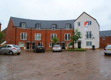 Thumbnail 4 bedroom town house to rent in Comet Avenue, Newcastle-Under-Lyme