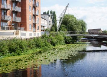 Thumbnail 1 bed flat for sale in Rowntree Wharf, York
