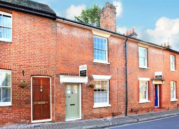 Thumbnail 2 bed terraced house to rent in St. Johns Street, Winchester