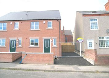 Thumbnail 2 bed semi-detached house to rent in Albert Street, South Normanton, Alfreton