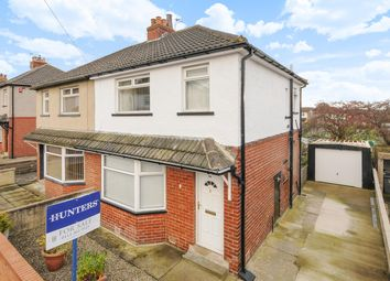 Thumbnail 3 bedroom semi-detached house for sale in Hawthorn Drive, Yeadon, Leeds