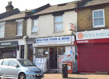 Thumbnail 3 bed flat for sale in Walton Road, West Molesey