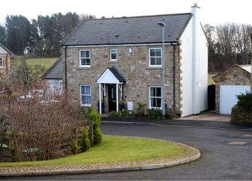 Thumbnail 3 bed detached house for sale in Tweed Meadows, Cornhill-On-Tweed