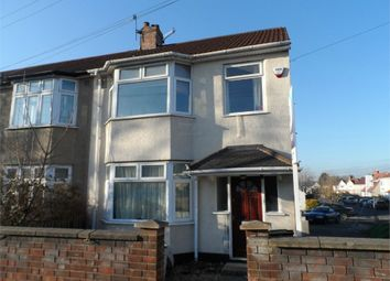 Thumbnail End terrace house to rent in Southmead Road, Westbury-On-Trym, Bristol