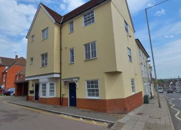 Thumbnail 2 bed flat for sale in East Hill, Colchester, Essex