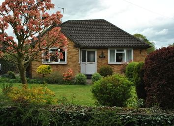 Thumbnail 2 bed detached bungalow to rent in Heathwood Road, Higher Heath, Whitchurch, Shropshire