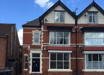 Thumbnail 1 bed flat to rent in Sandford Road, Moseley, Birmingham
