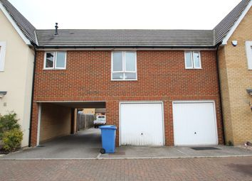 Thumbnail 2 bedroom flat for sale in Hyperion Court, Ipswich