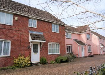Thumbnail 3 bedroom semi-detached house for sale in Baileys Gate, Cotford St. Luke, Taunton